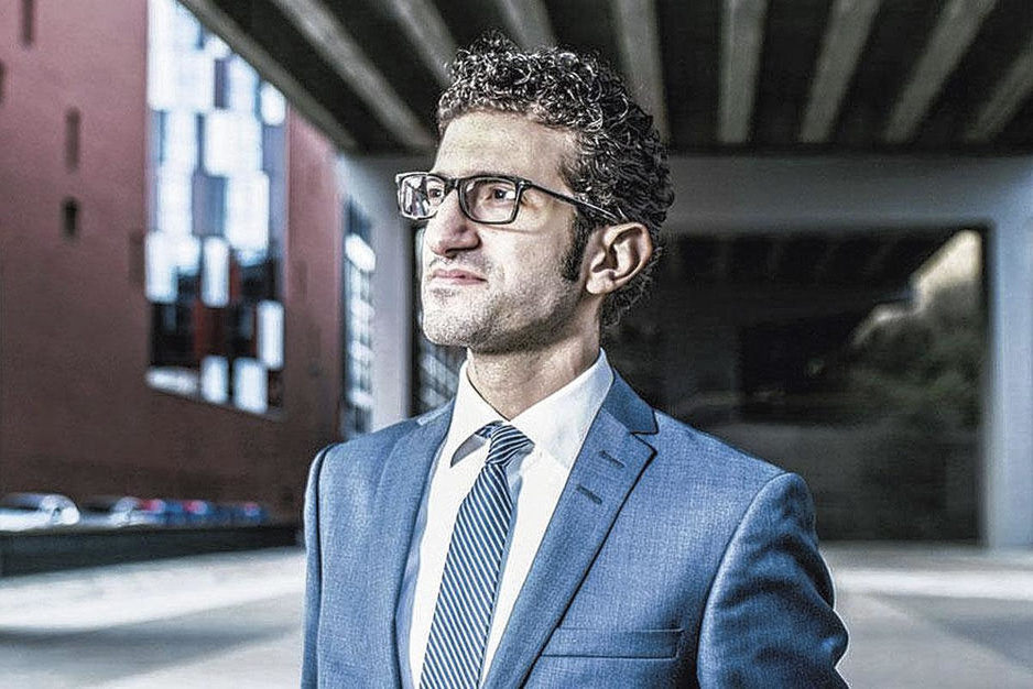 Burgemeester Mohamed Ridouani (SP.A): 'Leuven is geen eiland