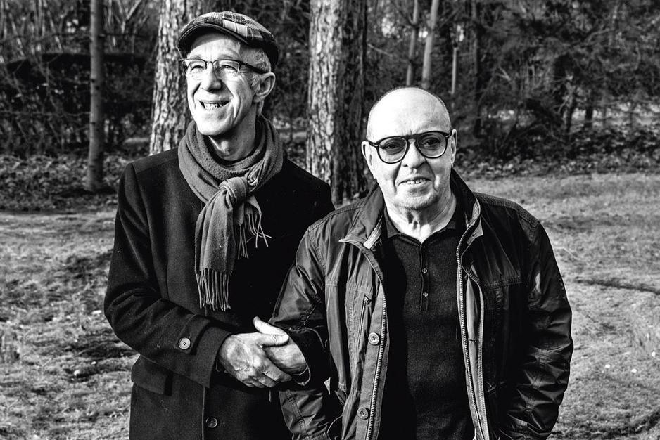 Na 45 jaar: de reünie van Raymond van het Groenewoud en Jean-Marie Aerts
