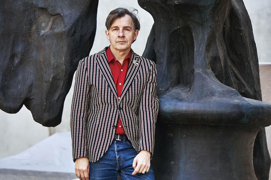 Kunstenaar Johan Creten reisde de wereld rond: 'Ik maakte keramiek als een zwerver'