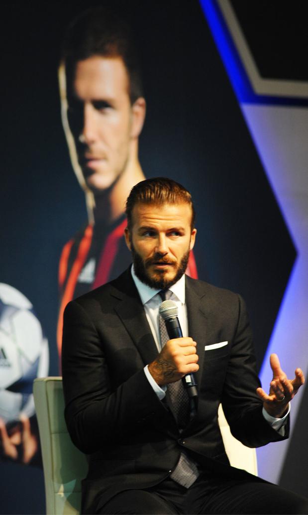 L'équipe d'e-sport de David Beckham va entrer en bourse à Londres