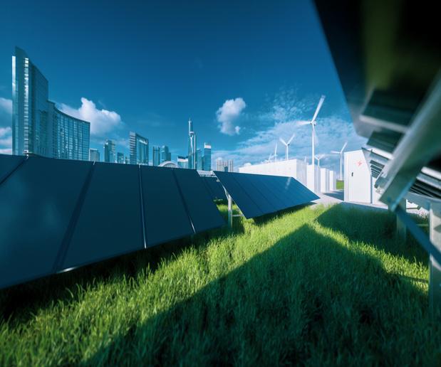 Duitsland trekt extra 5,7 miljard euro uit voor groene bouwmaatregelen