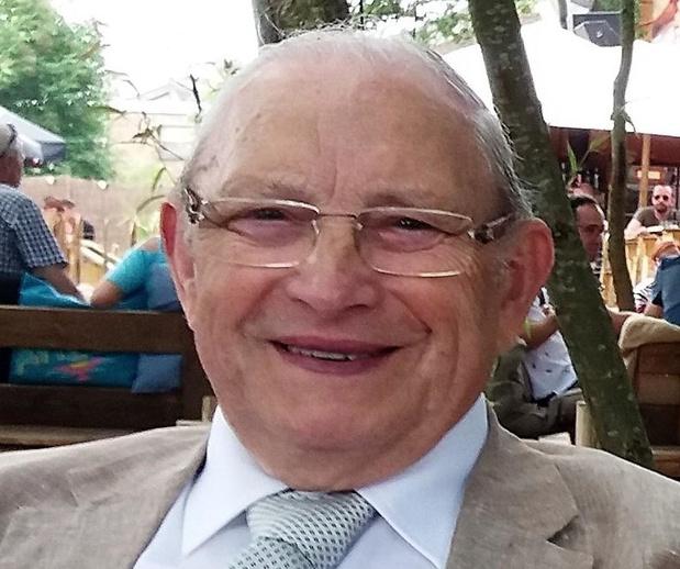 Bekende Kortrijkse oud-slager Noël Christiaens (85) overleden