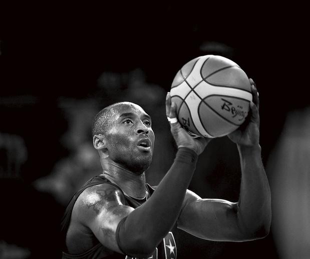 Lettre d'adieu à Kobe Bryant