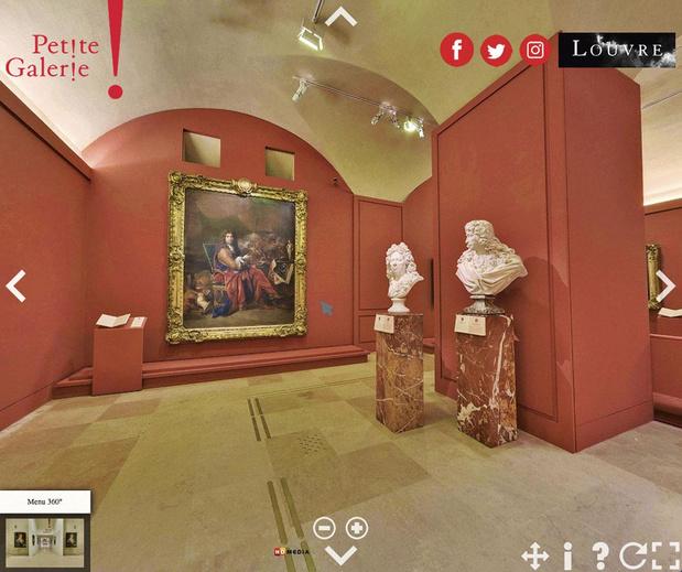 Louvre en ligne