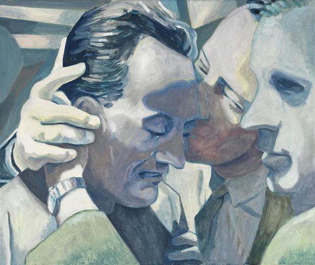 De geschilderde verhalen van Jan Vanriet