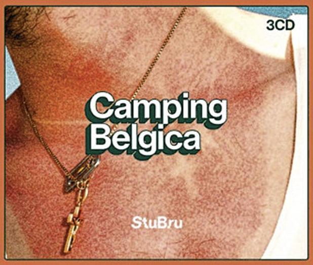5x 3cd Camping Belgica