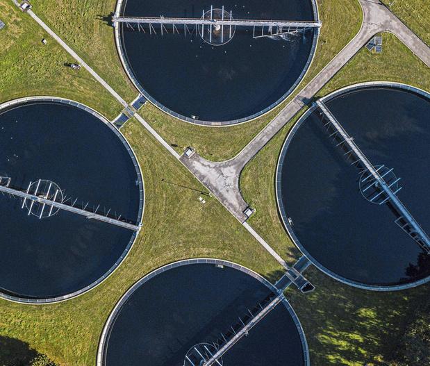 Surveillance van de pandemie via het rioolwater?