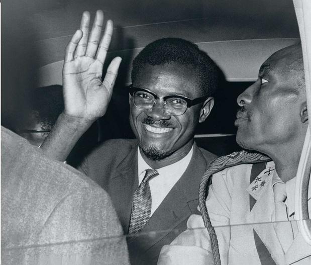 """Lumumba """"héros de l'Afrique"""" honoré par Tshisekedi et Mukwege"""