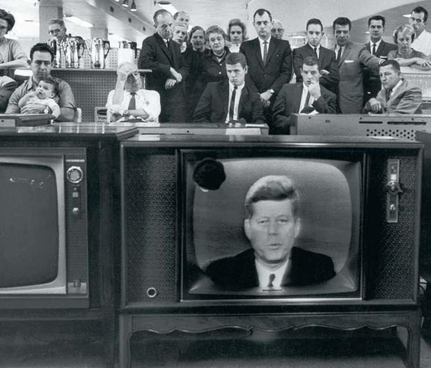 Ces photos qui racontent l'histoire des Etats-Unis: l'assassinat de JFK