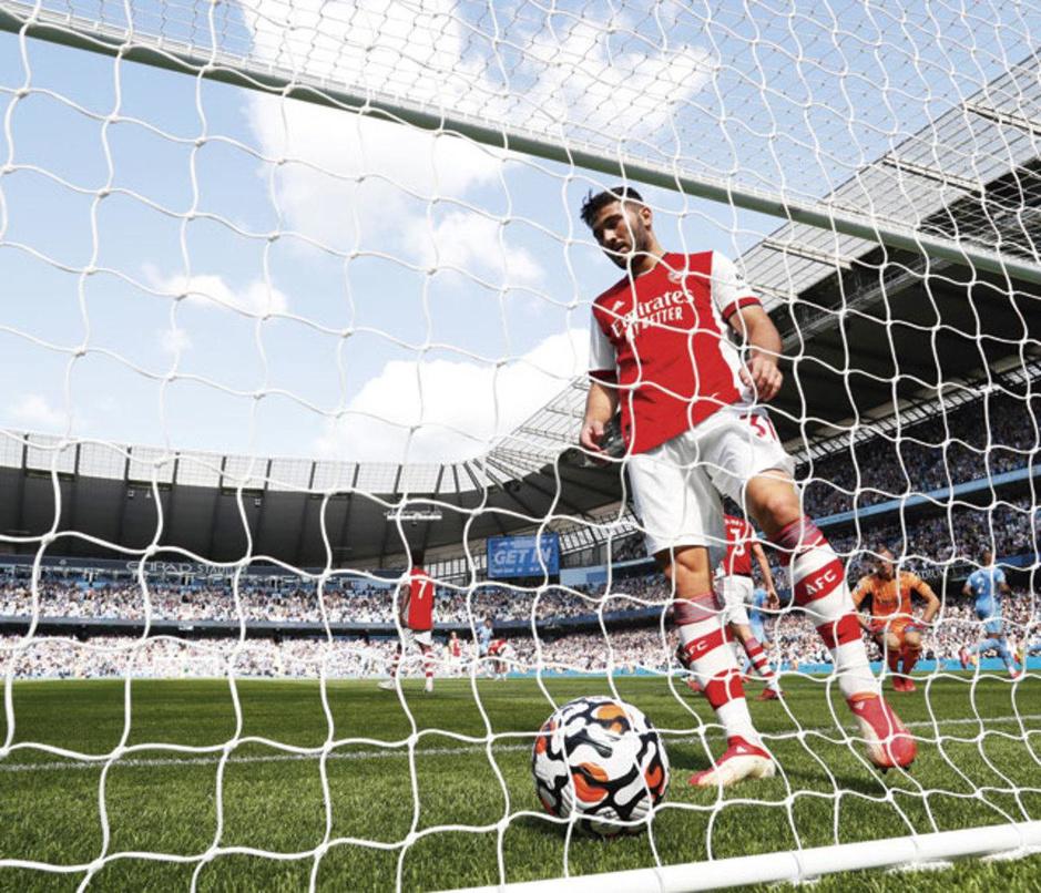 Arsenal: van kwaad naar erger