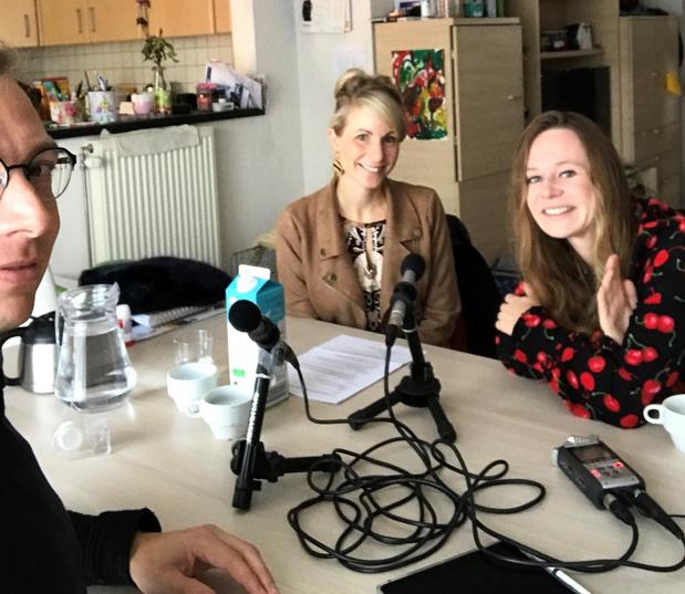 KW Klaps #5: Nieuwtjes en boeiende inwoners uit Roeselare voor de micro