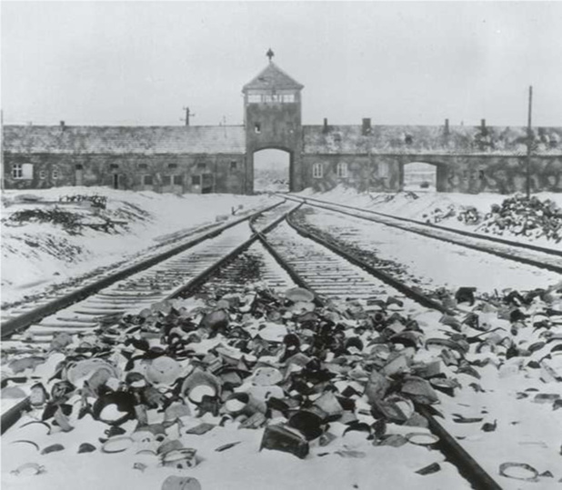 Holocaust is geen geheim, maar niemand helpt