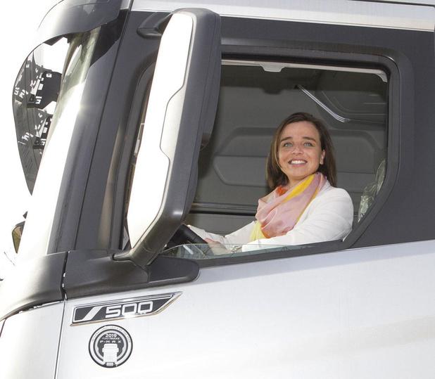 'Een primeur: een eigen webshop voor nieuwe trucks'
