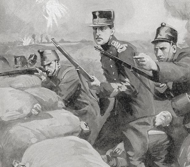 Le 1er février 1918, Albert Ier prend le parti des flamingants