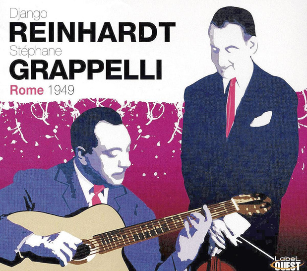 Django Reinhardt/ Stéphane Grappelli
