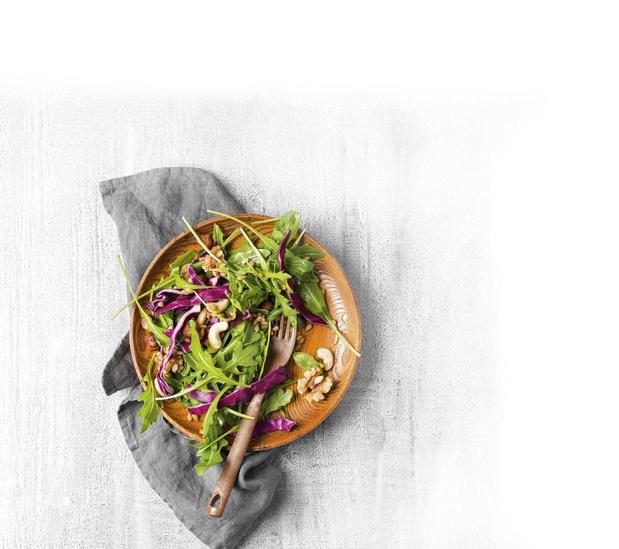 Que du végétal dans l'assiette, une bonne idée ?