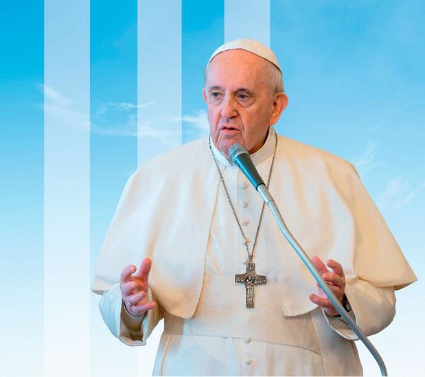 """Entretien divin avec le Pape François: """"Être gardien est une bonne leçon de vie"""""""