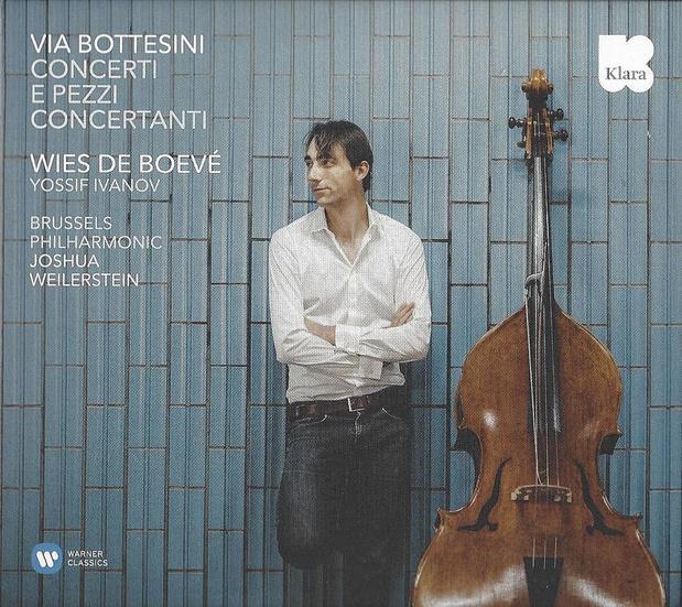 Concerti voor contrabas