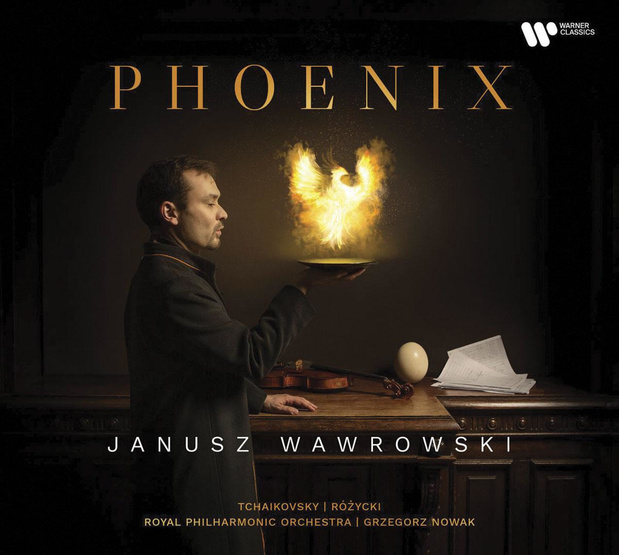 'Phoenix' van Janusz Wawrowski
