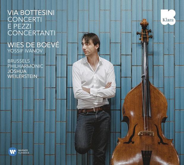 Via Bottesini - Concerti e pezzi concertanti van Wies de Boevé