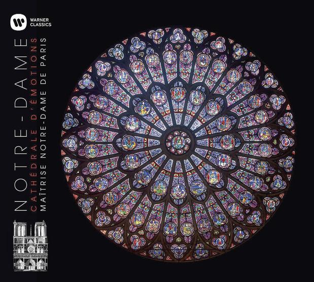 CD - Notre-Dame, Cathédrale d'émotions door Maîtrise Notre-Dame de Paris