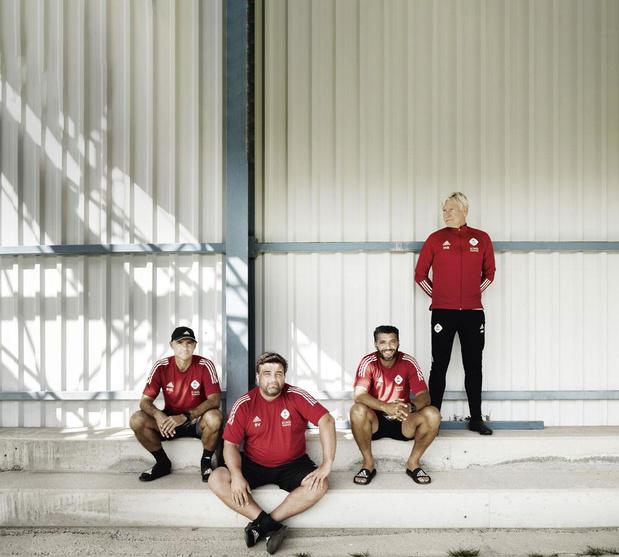 Het gouden team van Marc Brys: 'Hij wil absoluut geen jaknikkers'
