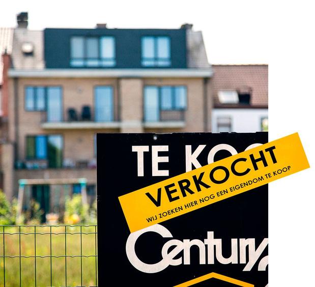 Vlamingen kopen opnieuw grotere en duurdere woningen