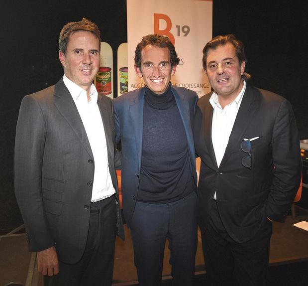 Alexandre Bompard au B19