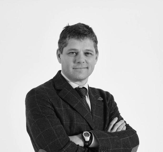 CEO Francis Van Eeckhout
