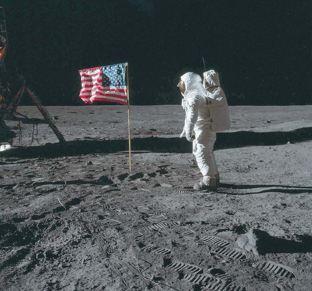 Ces photos qui racontent l'histoire des Etats-Unis: la conquête de l'espace
