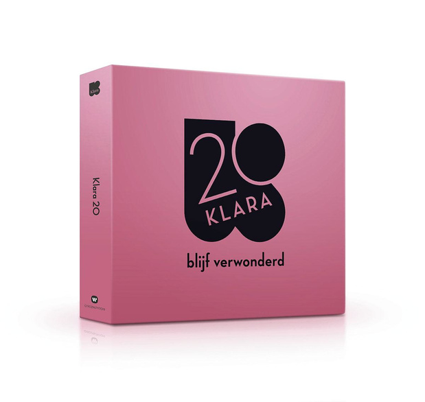 Cd-box Klara 20 jaar