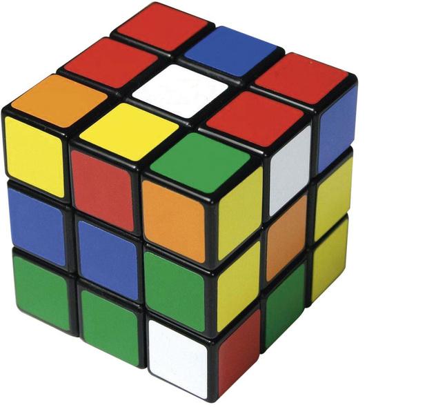 5 De film én het spelprogramma gebaseerd op Rubiks kubus