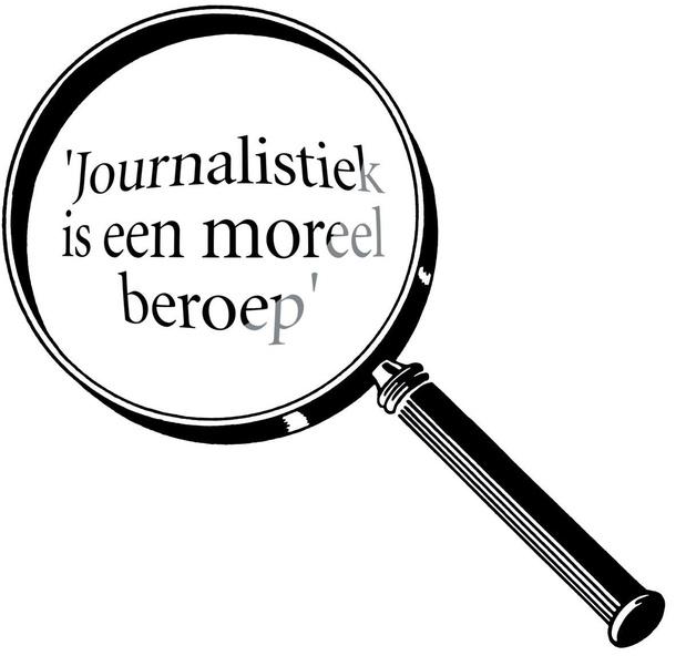 'Journalist is een moreel beroep'