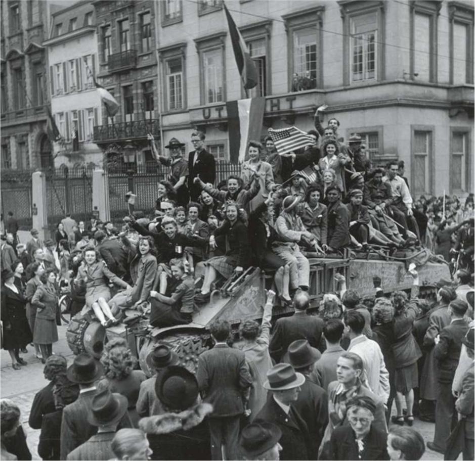 75 jaar Bevrijding: gerechtigheid voor iedereen?