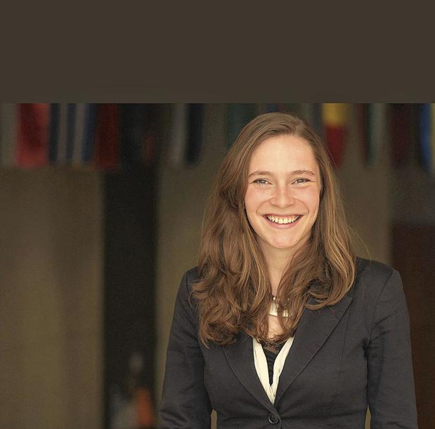 Audrey Hanard - Idealiste wordt voorzitter van bpost