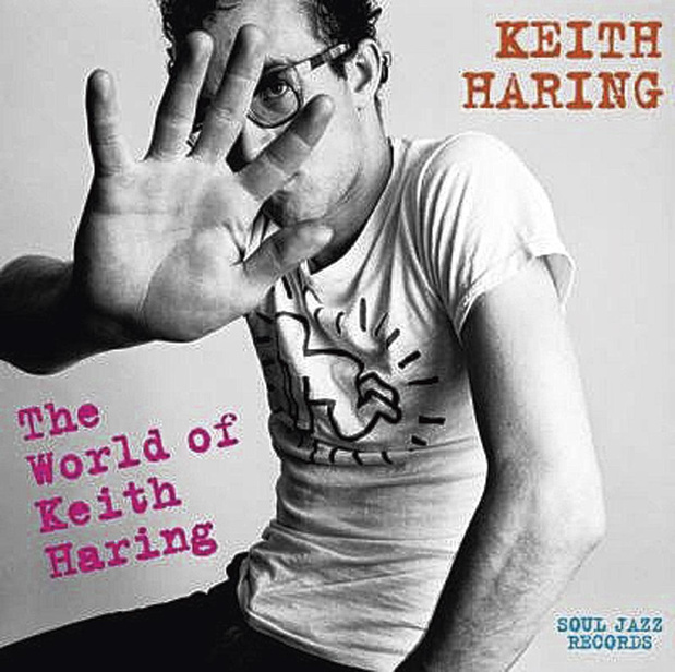 5x 2cd The World of Keith Haring