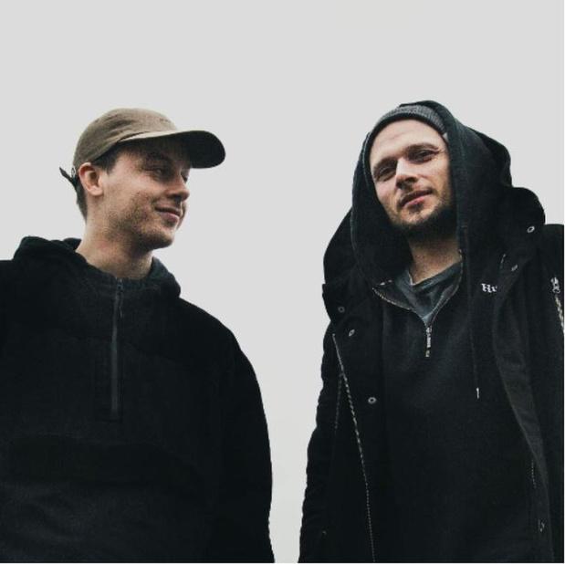 Plaatselijk hiphopduo Low G & Chillow stelt ep voor op 'Avelgem zomert'
