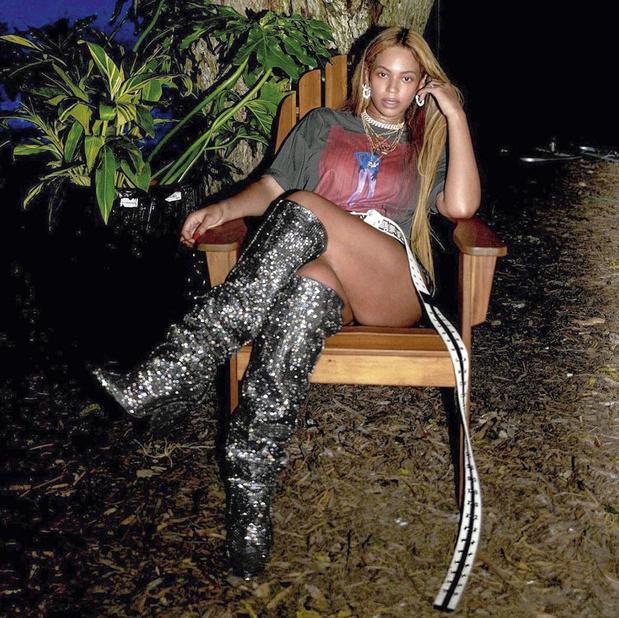 Beyoncé, fan des créateurs belges