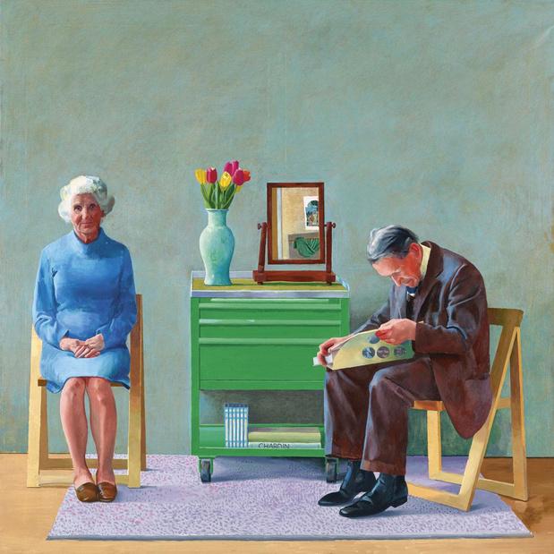 L'éternel printemps de David Hockney