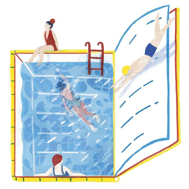 Le grand plongeon: 20 livres à emporter en vacances