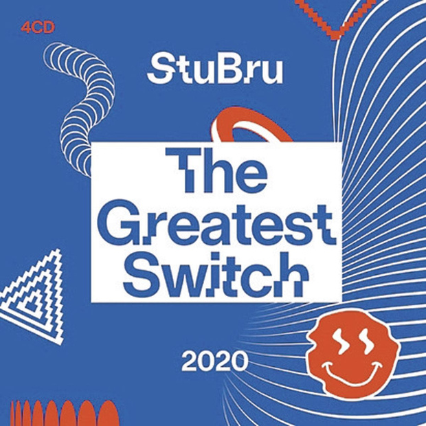 5x 4cd The Greatest Switch