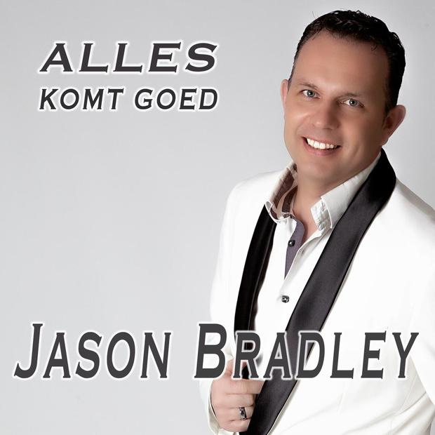Jason Bradley zat 'vast' in Hongarije, maar nam in ons land nieuwe single 'Alles komt goed' op