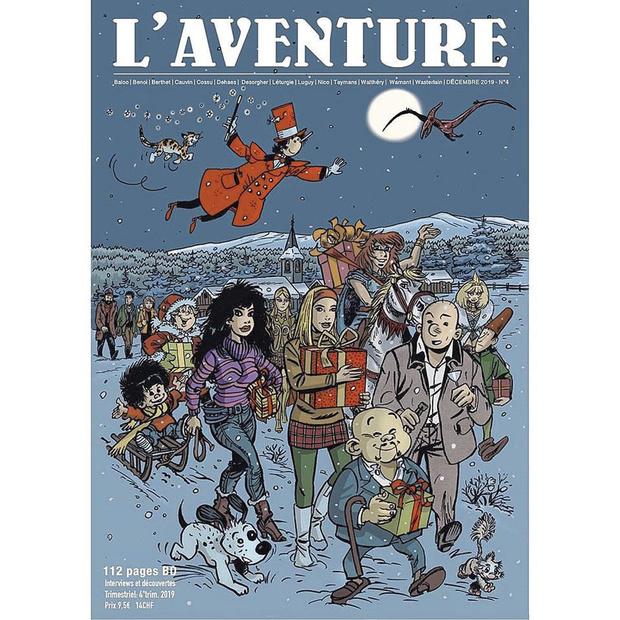 L'Aventure (n°4)