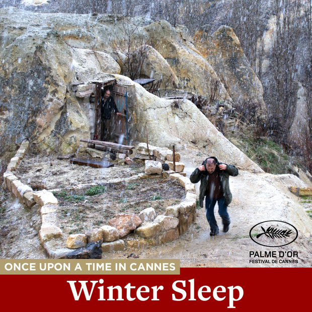 Focus trakteert op Cannes: 'Winter Sleep'