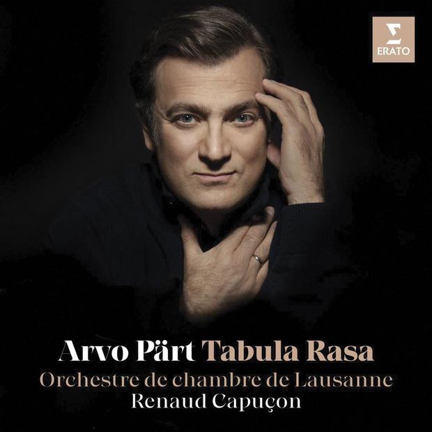 Arvo Pärt: Tabula Rasa van Renaud Capuçon