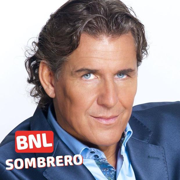 Frank Galan zet de BNL-Sombrero op