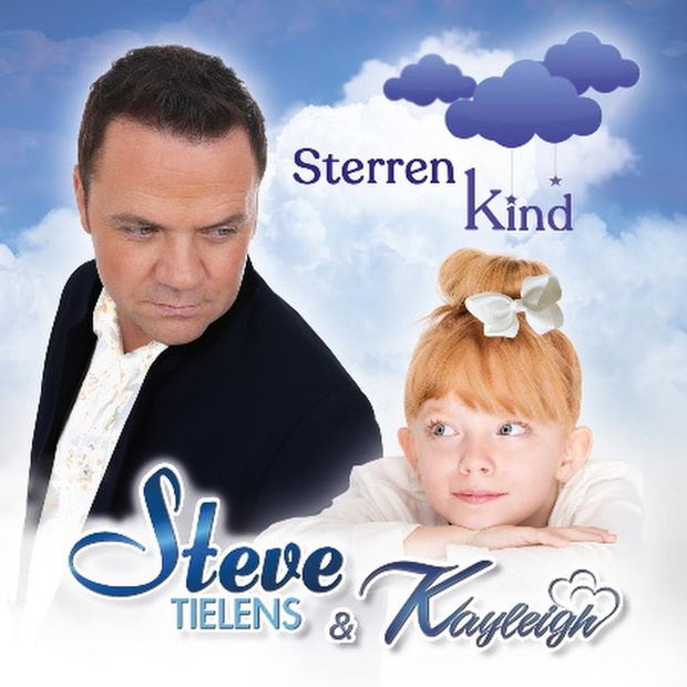 Steve Tielens en achtjarige Kayleigh brengen beklijvend duet 'Sterrenkind' uit