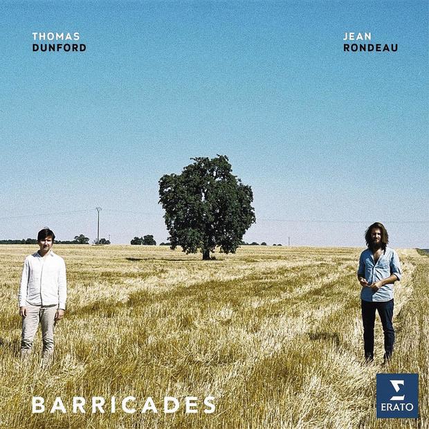 'Barricades' van Jean Rondeau