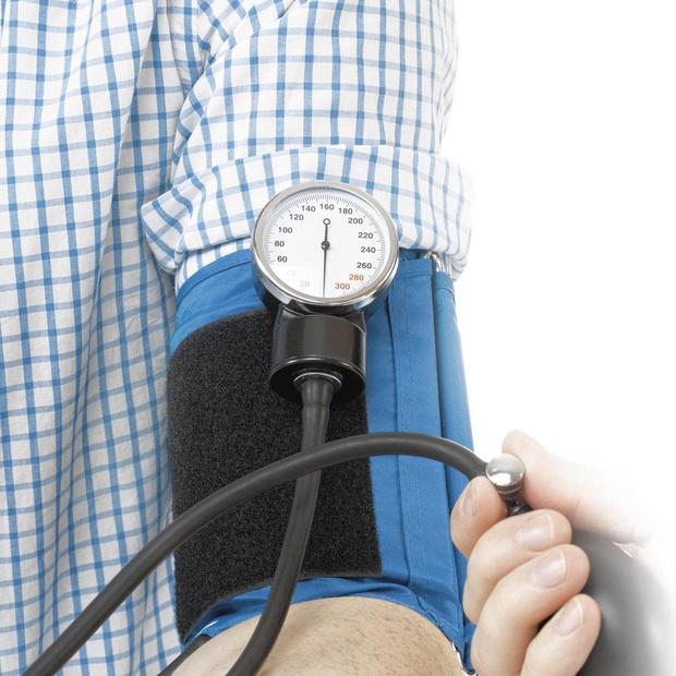 Laagdrempelig uitkijken naar hoge bloeddrukwaarden
