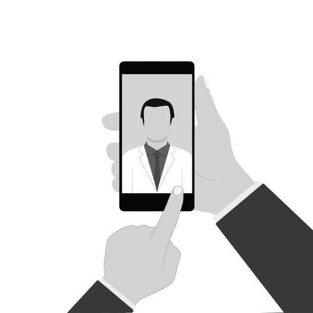 4YouHealth offre la vidéoconsultation sécurisée via le smartphone du patient